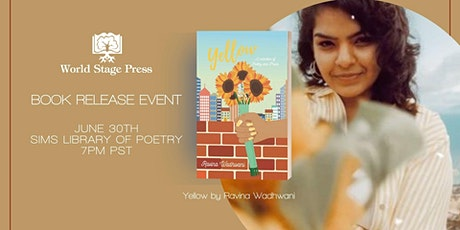 Yellow by Ravina Wadhwani Book Release tickets