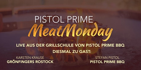 Pistol Prime MeatMonday #7 Tickets