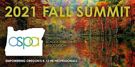 OSPA Fall Summit tickets