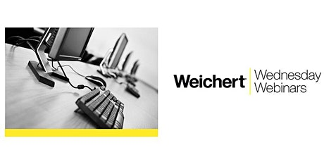 Generating Seller Leads Using myWeichert (Wednesday Webinar) tickets