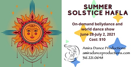 2021 Summer Solstice Hafla tickets