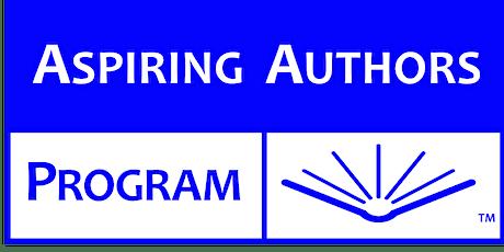 Aspiring Authors Program tickets