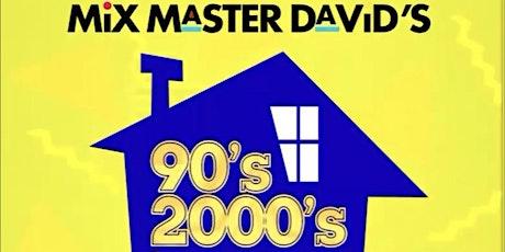 90s-2000s House Party Saturday @ Josephine Lounge - Atlanta tickets