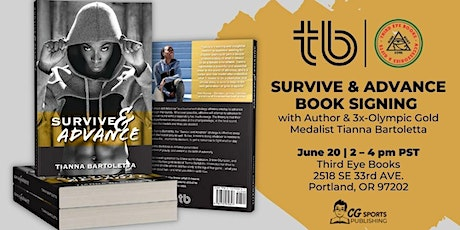 Third Eye Books Grand Opening & Author Signing tickets