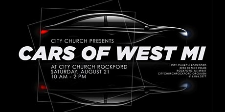 City Church Rockford - Car Show Sponsorships tickets