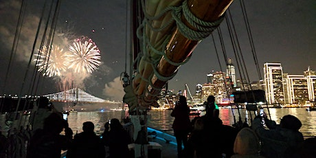 Fourth of July 2021 -Fireworks Sail on San Francisco Bay tickets