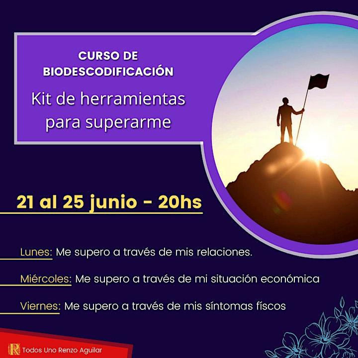 Imagen de Biodescodificación: Kit de Herramientas para superarte