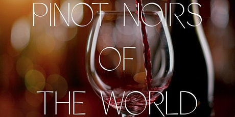 Pinot Noirs of the World w/Stephen Dormer of Antares Inc. tickets
