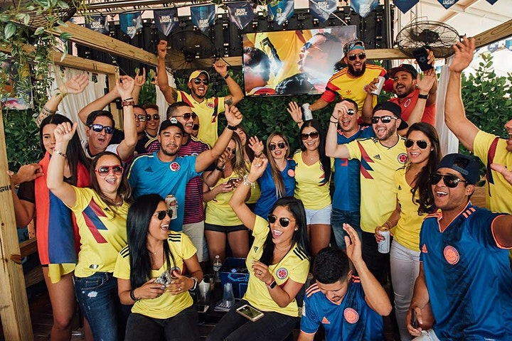 Watch the Cup: Copa America 2021 - 3rd Place: Colombia V. Peru image