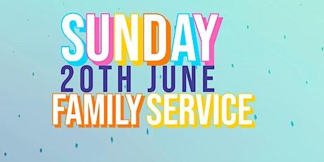 Newcastle Presbyterian Church Sunday Service 20th June tickets
