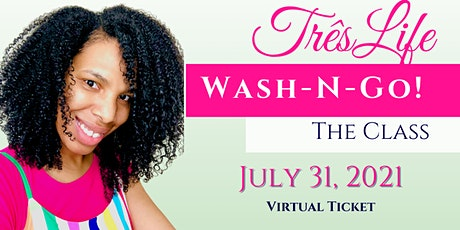 Virtual Wash and Go The Class Raleigh tickets