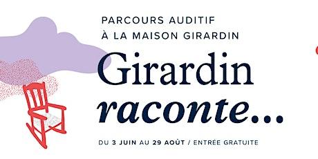 Exposition «Girardin raconte...» Rencontre avec les artistes billets