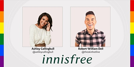 Virtual Event: Spill The EqualiTEA with innisfree tickets