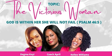 TABLE TALK: Victorious Living tickets