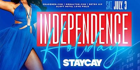 Sat, July 3rd   Independence Holiday StayCay  w/ 97.9 DJ Phil @Aloft Hotel tickets