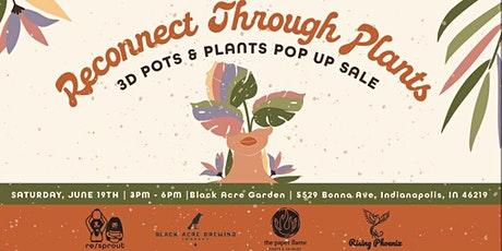 Re/Sprout POP UP - Reconnect Through Plants tickets