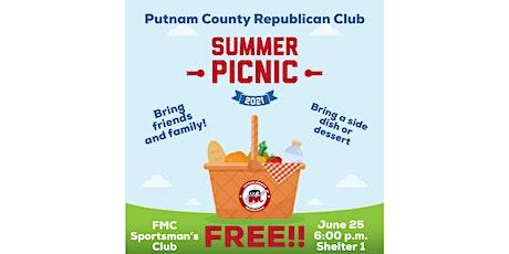PCRC Summer Picnic tickets