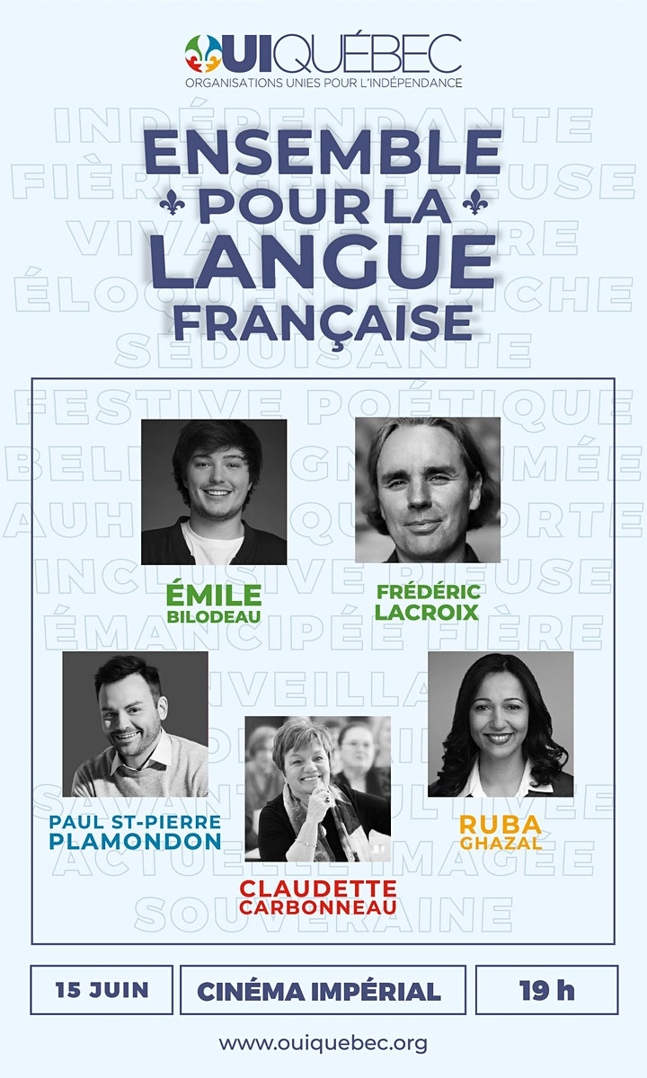 Image de Ensemble pour la langue française