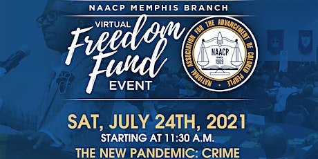 NAACP Memphis Branch Freedom Fund Event tickets