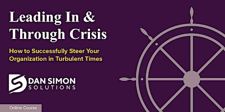 Leading In and Through Crisis (Education Specific) tickets