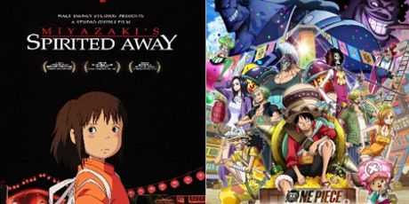 Anime Movie Night Postponed tickets