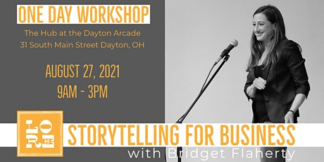 Storytelling for Business Workshop tickets