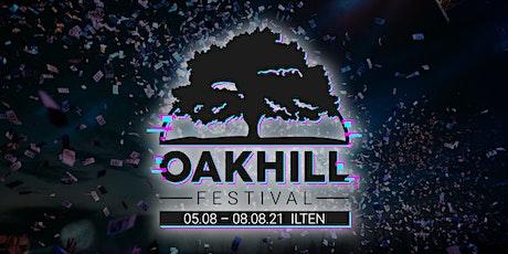 OAKHILL Festival 2021 - SAMSTAG Tickets