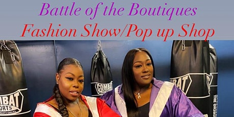 Battle of the Boutiques tickets