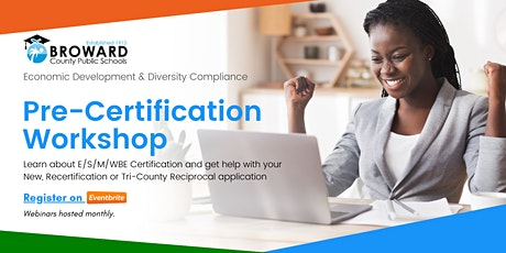 Pre-Certification Workshop (Hosted Monthly) tickets