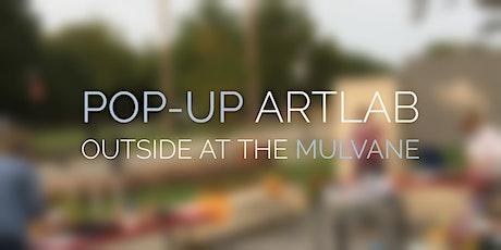 Pop-Up ArtLab Outside - Flyswatter Painting tickets