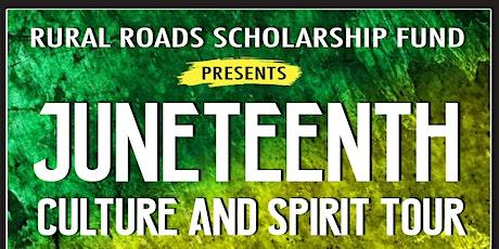 Juneteenth Culture and Spirits Tour/Bar Crawl tickets