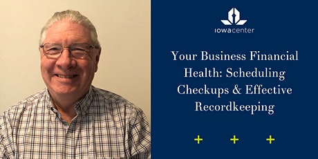 Your Business Financial Health: Scheduling Checkups & Effective Recordkeepi tickets