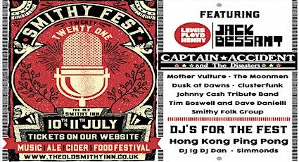 Smithy Fest 2021 tickets