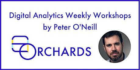 Free Digital Analytics Weekly Lunchtime Workshop tickets
