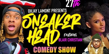 Sneaker Head Comedy Show tickets
