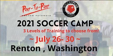 Renton, Washington | 2021 Soccer Camp tickets