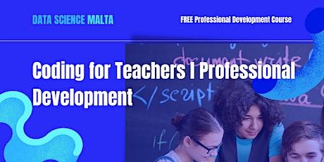 Scratch 3.0: Coding for Teachers tickets
