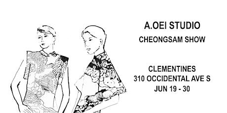 A.Oei Fashion Pop Up tickets