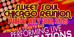 Sweet Soul Chicago Reunion