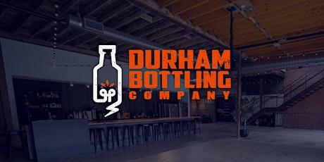 Open House // Durham Bottling CO tickets