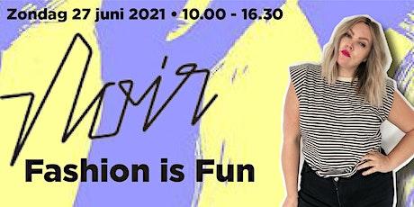 Fashion is Fun bij Shop Noir Maastricht tickets