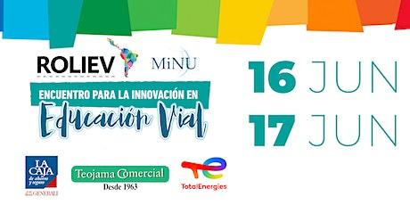 VI Encuentro para la Innovación en Educación Vial boletos