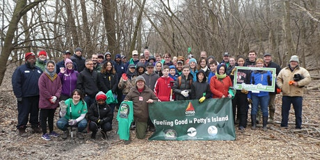 Petty's Island Fall Shoreline Clean Up tickets