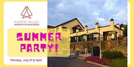 HVWiB Summer Party! tickets