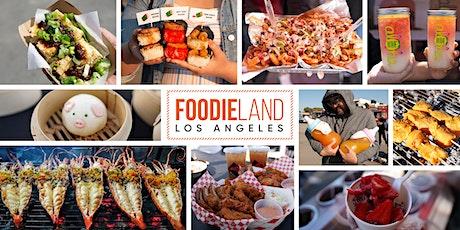 FoodieLand  Night Market - Rose Bowl Stadium | August 13-15 tickets