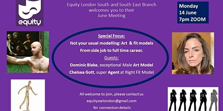 Special Focus: Not your usual modelling: Art & Fit Models tickets