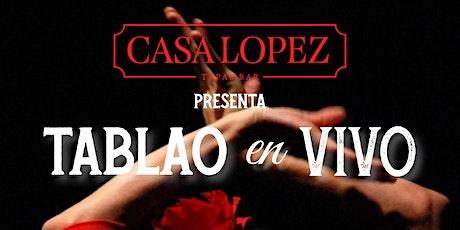 Tablao en Vivo tickets