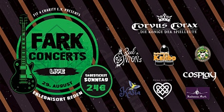 FaRK Concerts Sonntag Tickets