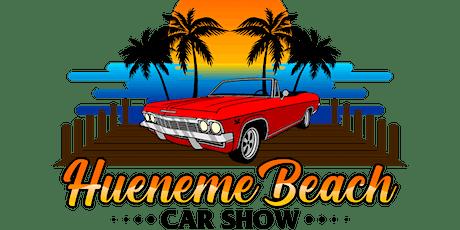 Hueneme Beach Car Show - Police Explorer Fundraiser tickets