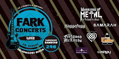 FaRK Concerts Samstag Tickets